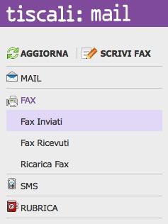 Tiscali Fax